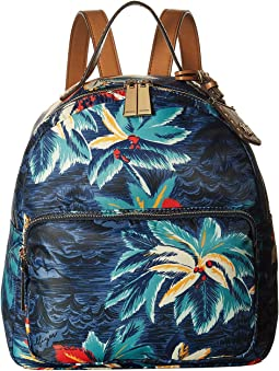 771071d7f4 Tommy hilfiger julia star nylon large dome backpack | Shipped Free ...