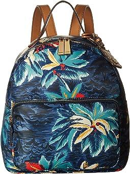 cc961895c3e Tommy hilfiger julia star nylon large dome backpack | Shipped Free ...