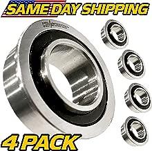 (4 Pack) Wheelhorse Front Wheel Bearings Replaces Toro 251-210, 110513-612Z 616Z 620Z - HD Switch