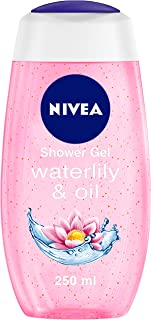Nivea Bath Care Shower Water Lily Oil, 250 ML