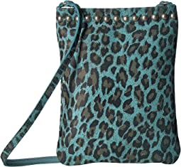 Turquoise Leopard