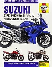 Best suzuki bandit 1250 manual Reviews