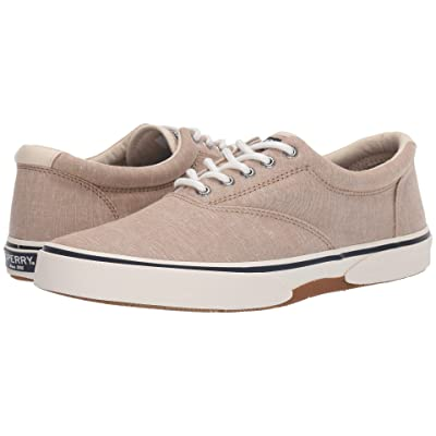Sperry Halyard CVO Chambray (Tan) Men