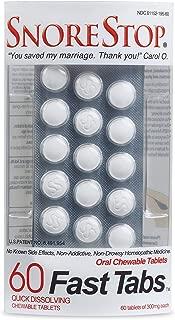 snore stop pills