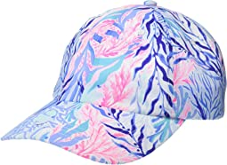 Crew Blue Tint Kaleidoscope Coral Accessories Small