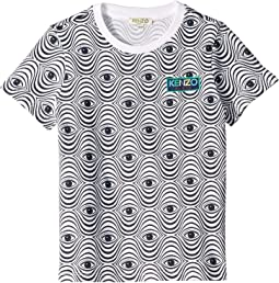 All Over Printed Swivel Tee (Little Kids)