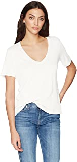9fefb77979f34 Splendid Women s Short Sleeve V-Neck Tee Top