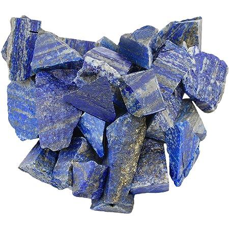 340 Gram Top Grade Royal Blue Color Natural Lapis Lazuli Obelis ~ Healing Stone ~ Chakras ~ Paper Weight ~ Decorative ~ Gemstone 145*40*39mm