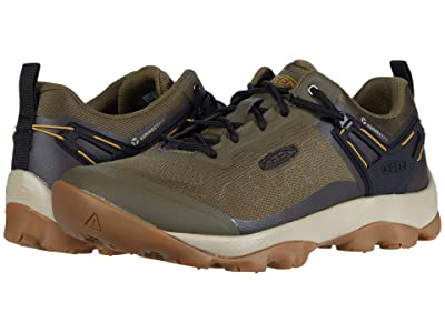 KEEN Venture Vent (Dark Olive/Harvest Gold) Men