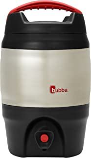 Bubba Sport Vacuum-Insulated Water Jug with Spout, 128 oz, Charcoal