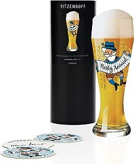 RITZENHOFF 1020233 Wheat Beer Glass Crystal 500 ml