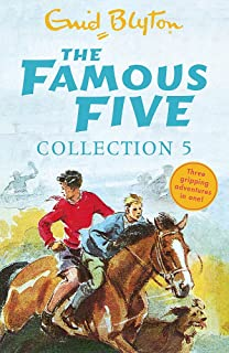 The Famous Five Collection 5: Books 13-15