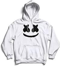 EDGY Marshmello Cool Hooded Sweatshirt