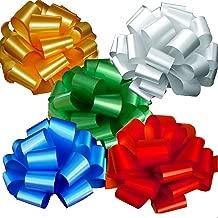 2 Rouleaux de Papier Coloré Chaîne Ruban 160 m Raphia Papier rubans Curling Ruban