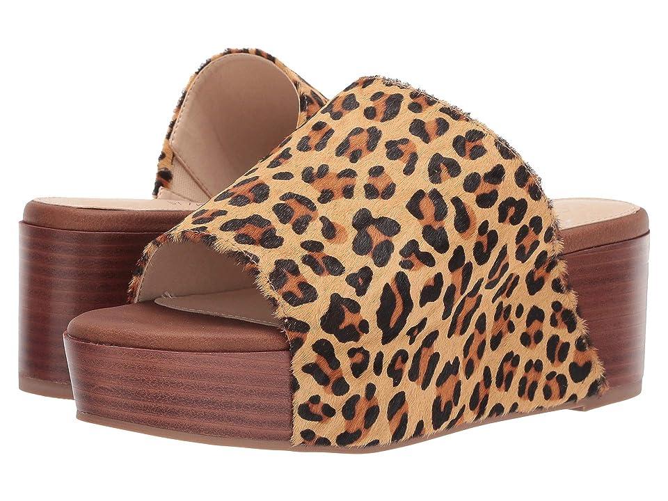 Matisse Coconuts Freya Platform Sandal (Leopard) Women