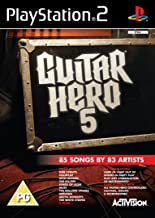 Guitar Hero 5 ( Software Only ) : Playstation 2 , ML