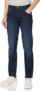 Wrangler Men's Larston Slim Jeans Jeans