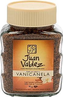 Juan Valdez (NOT A CASE) Instant Coffee Vanilla Cinnamon