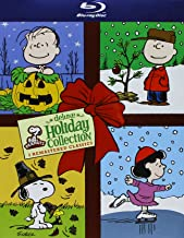 Peanuts Holiday Collection: (A Charlie Brown Christmas / It's the Great Pumpkin, Charlie Brown / A Charlie Brown Thanksgiving)