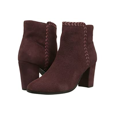 Athena Alexander Heavenly (Wine Suede) Women