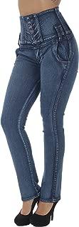 Colombian Design, Butt Lift, Levanta Cola, High Waist, Boot Leg Jeans