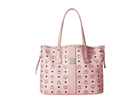 MCM Reversible Liz Medium Shopper in Visetos