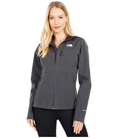 The North Face Apex Bionic Jacket (TNF Dark Grey Heather) Women