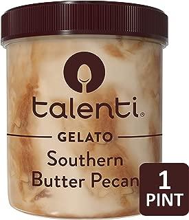 Talenti Ice Cream, Southern Butter Pecan 1 pint (Frozen)