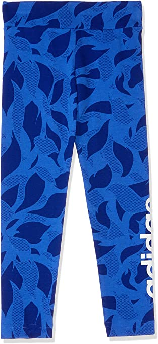adidas Girls' Linear Printed TighTracksuit