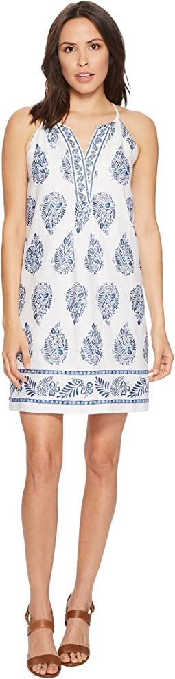 Paley's Paisley Short Dress