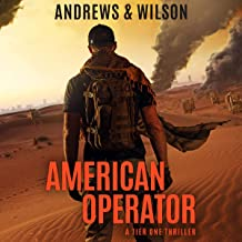 American Operator: A Tier One Story (Tier One Thrillers, Book 4)