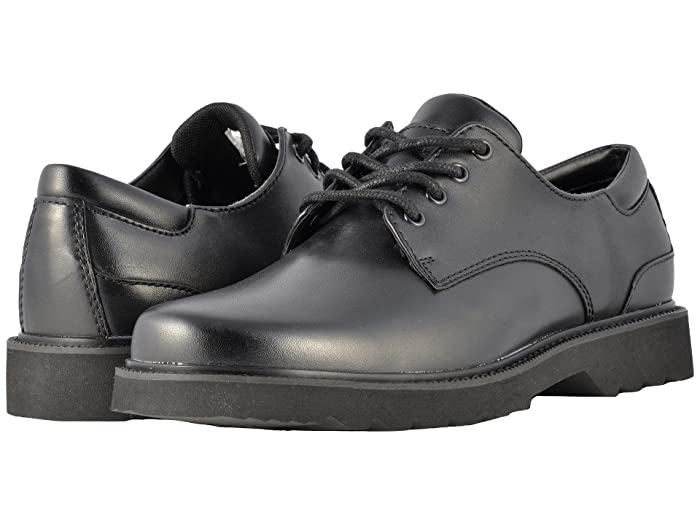 Rockport  Main Route Northfield Waterproof (Black Leather) Mens Lace up casual Shoes