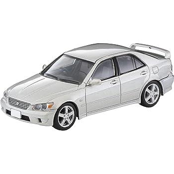 トミカリミテッドヴィンテージ ネオ 1/64 LV-N232a トヨタ アルテッツァ RS200 Zエディション 銀 完成品