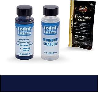 PAINTSCRATCH Moonlight Blue Pearl UB5 for 2017 Hyundai Elantra - Touch Up Paint Bottle Kit - Original Factory OEM Automotive Paint - Color Match Guaranteed