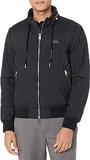 Armani Exchange Men's A|x Zip Up Blouson Jacket