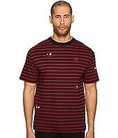 McQ - Monster Striped T-Shirt