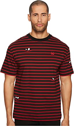 Monster Striped T-Shirt