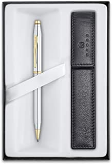 Cross Century II Medalist Ballpoint Pen & Case - Black Ink