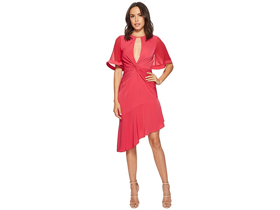 KEEPSAKE THE LABEL No Love Mini Dress (Raspberry) Women