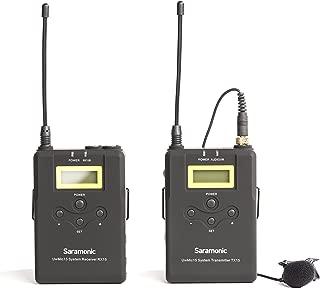 Uwmic15 Uhf Wireless Lavalier Microphone System (Uwmic15)