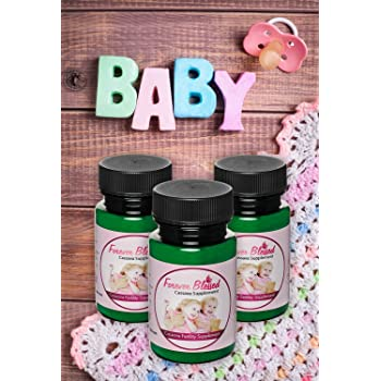 (3 Month Supply) Organic Cassava Root - Fertility Supplement for Twins - Certified Strongest Product on The Market (Vitamin for a Natural Pregnancy)