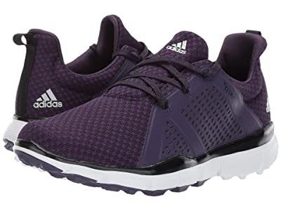 adidas Golf Climacool Cage (Legend Purple/Core Black/Silver Metallic) Women