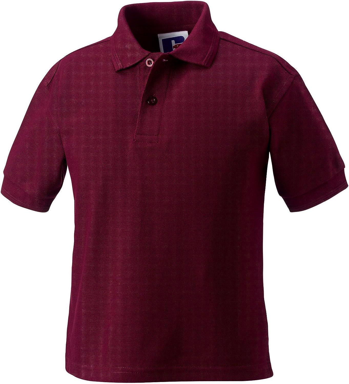 Jerzees Schoolgear Kid's Hardwearing Polo Shirt