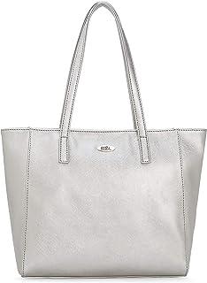 Koel by Lavie Nauru Women's Tote Bag (Silver)