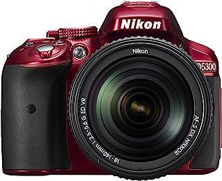 Nikon デジタル一眼レフカメラ  D5300 18-140VR レンズキット レッド D5300LK18-140VRRD