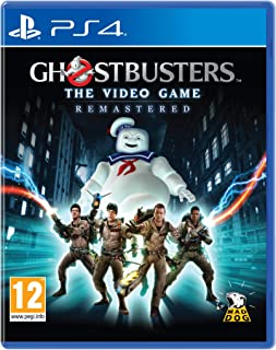 the ghostbusters game