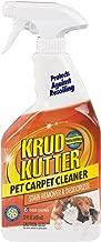 Krud Kutter 305474 Pet Carpet Cleaner and Deodorizer, 22 oz
