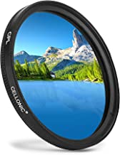 CELLONIC   Polarizing filter CPL compatible with Canon 50mm 1 1 8 STM  EF-S 35mm 1 2 8 Macro STM  EF-M 15-45mm 1 3 5-6 3 STM 49mm  Circular Polarization filter