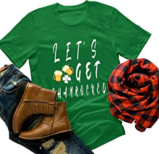 St Patricks Day Shirt Men - Adult Weed Leaf Funny Irish Shamrock Mens Beer Shirt