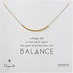 Balance Tube Necklace